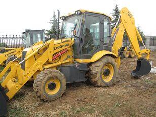 LIUGONG CLG766 backhoe loader