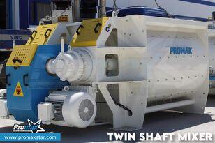 new PROMAX Двухвальный смеситель 3/2 м3 concrete mixer