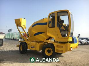 FIORI DAVINO R40 concrete mixer truck