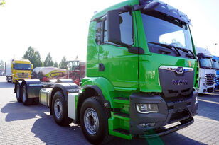 MAN TGS 35.510 8x4 BL CH / EURO 6D / FACTORY NEW / NEW MODEL concrete mixer truck
