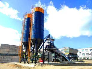 new FABO CENTRALE A BETON COMPACT DE 120 M3/H NOUVEAU PROJET TYPE A  concrete plant