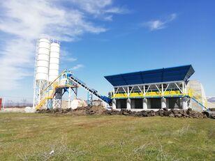 new PROMAX محطة خلط الخرسانة المدمجة C60-SNG-LINE (60m3 / h) concrete plant