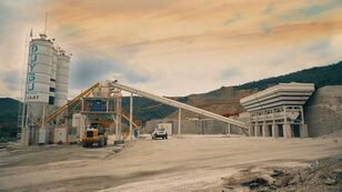 new SEMIX Estacionaria 130 SEMIX PLANTAS DE HORMIGÓN ESTACIONARIAS 130m³/h concrete plant