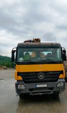 Elba 36-4-D on chassis MERCEDES-BENZ Actros 3332 concrete pump