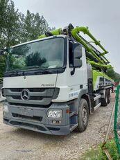 Zoomlion 49m X-6RZ Euro 5 on chassis MERCEDES-BENZ Actros 3341E5 concrete pump