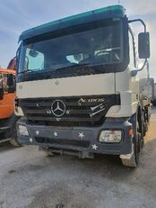 Schwing M24 on chassis MERCEDES-BENZ Actros 4141 concrete pump