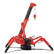 UNIC 094 mini crane