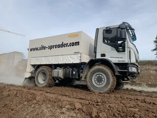 new IVECO Spreader 12 cbm recycler