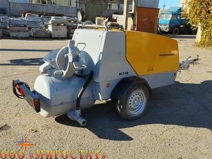 PUTZMEISTER M740D stationary concrete pump