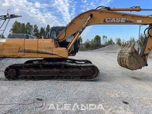 CASE CX210 tracked excavator