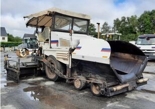 DEMAG DF115 P DA wheel asphalt paver