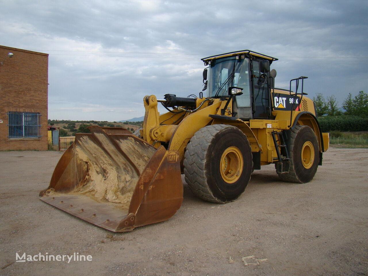 CATERPILLAR 966 K wheel loader