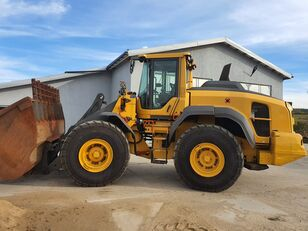 VOLVO L120H with scales, new tires / L110, L150 / wheel loader