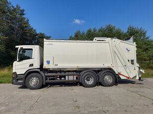 new SCANIA P320 garbage truck