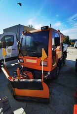 MERCEDES-BENZ Unimog 409 snow removal machine
